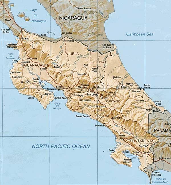 Costa Rica  Wikipedia